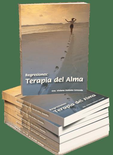 """Libro """"Regresiones: Terapia del Alma"""""""