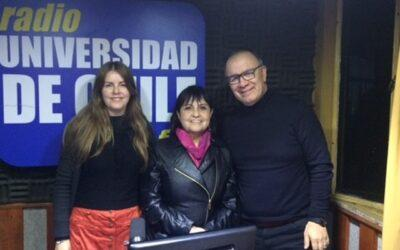 Entrevista en Radio Universidad de Chile